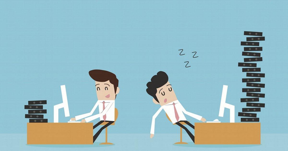 O que fazer quando seu funcionário está totalmente desengajado?
